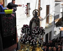 San Hilario Comares Axarquia Spain