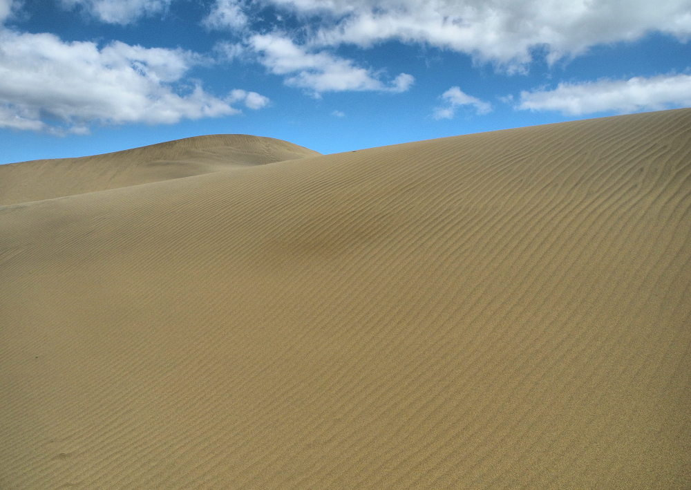 Sahara in Europe