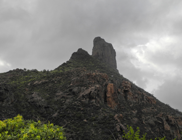 Gran Canaria Spain Bentayga