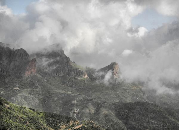 Gran Canaria Spain Tejeda