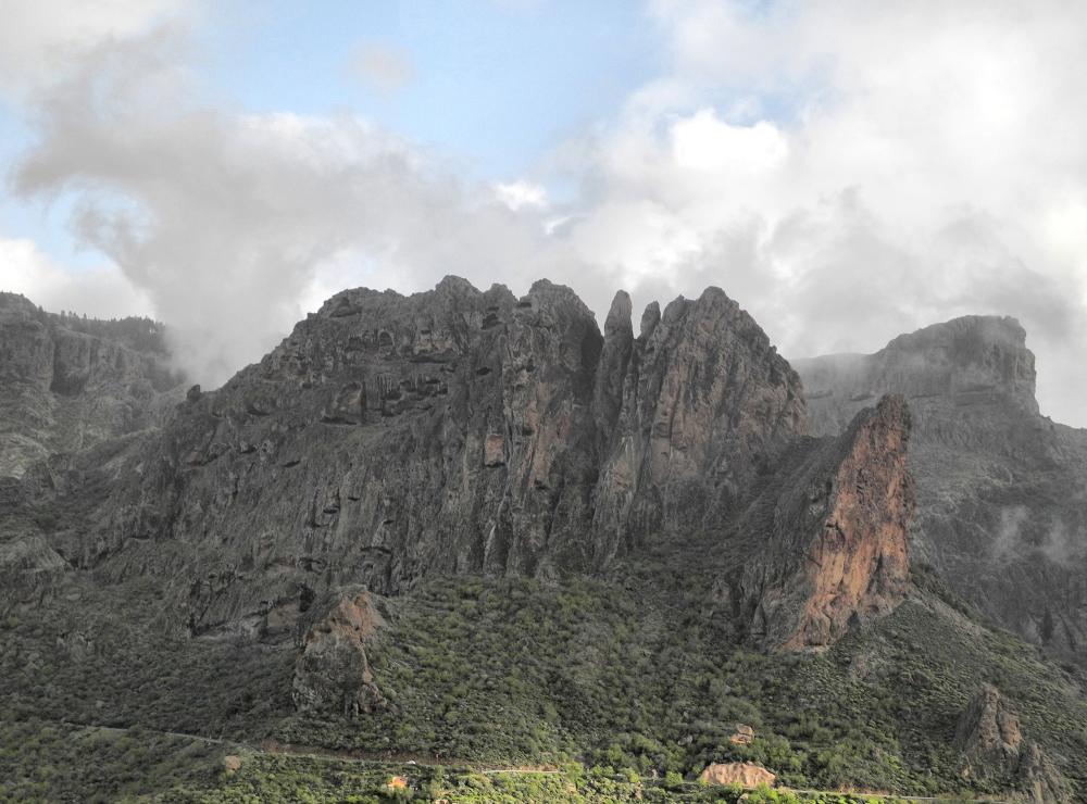 Gran Canaria Spain Tejed