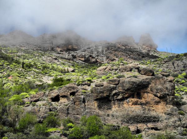 Gran Canaria Spain Nublo