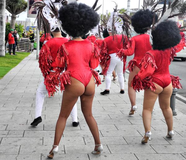 Gran Canaria Spain Las Palmas Carnival