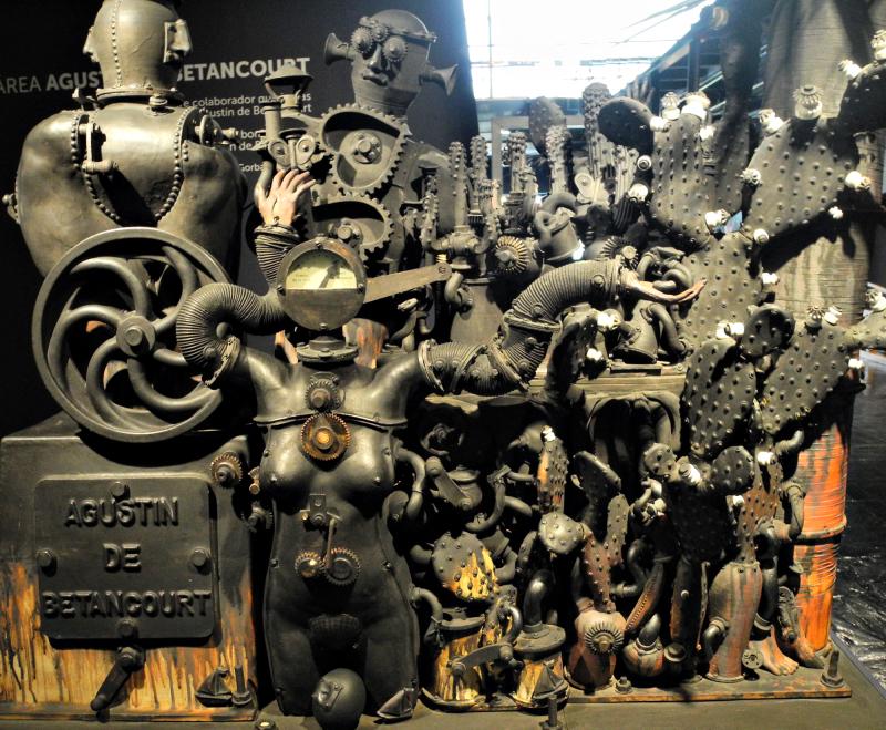 Gran Canaria Spain Las Palmas Science Gallery