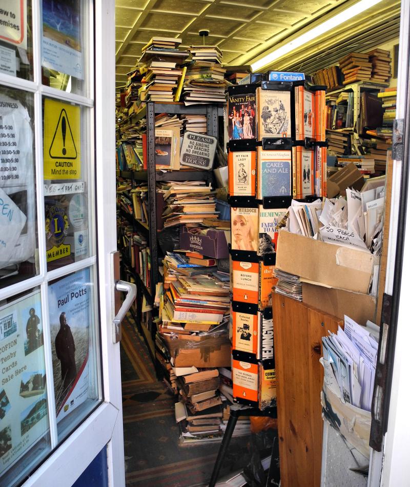 Penally Wales UK Bookshop