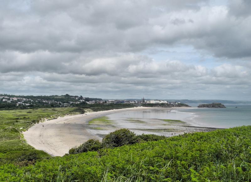 Pembrokeshire Wales UK Penally