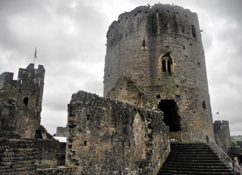 Pembrokeshire Wales UK Pembroke Castle