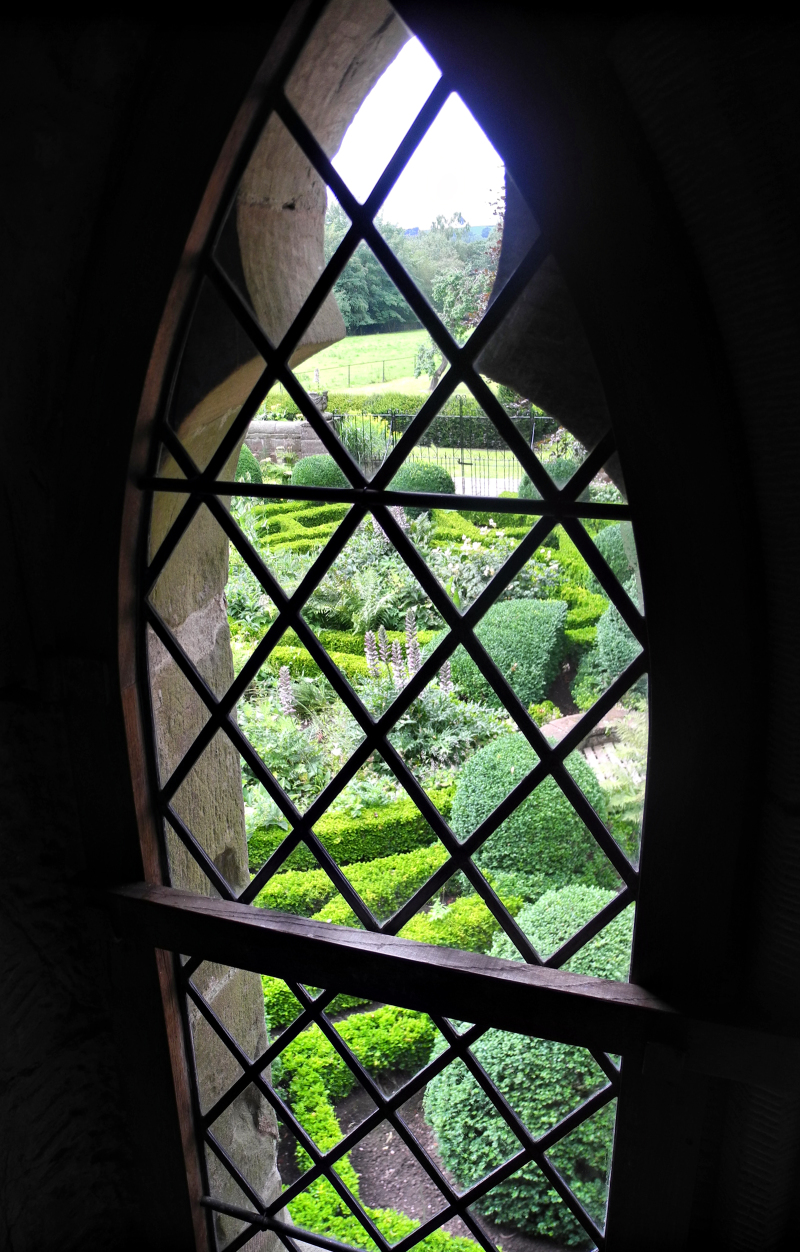 Derbyshire UK Old Manor Ellastone