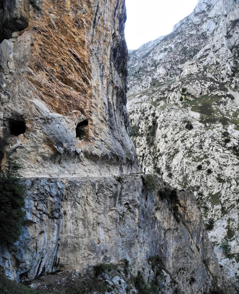 Picos Spain Cares Gorge