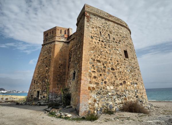 Almeria Coast Spain