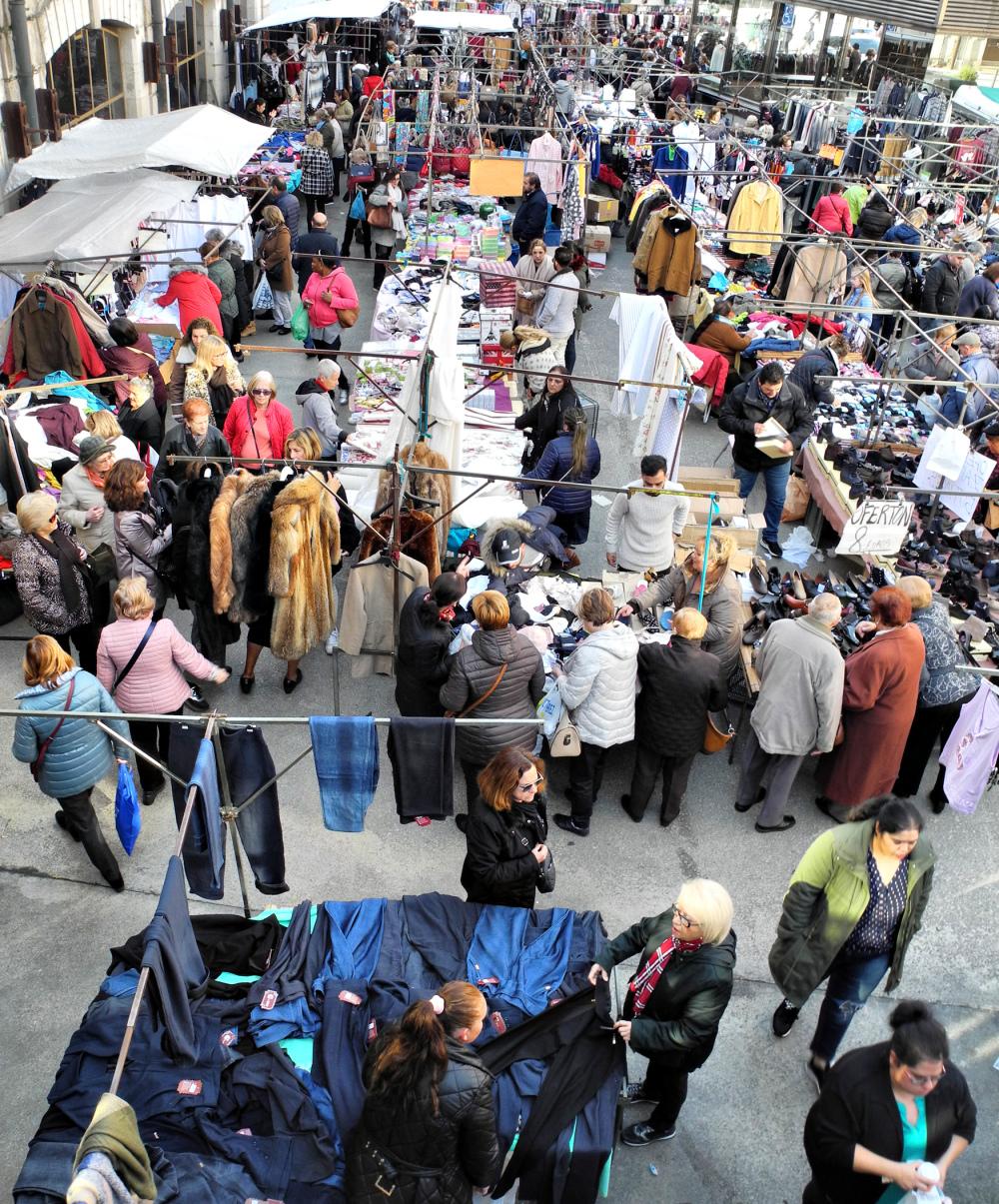 Santander Spain Market