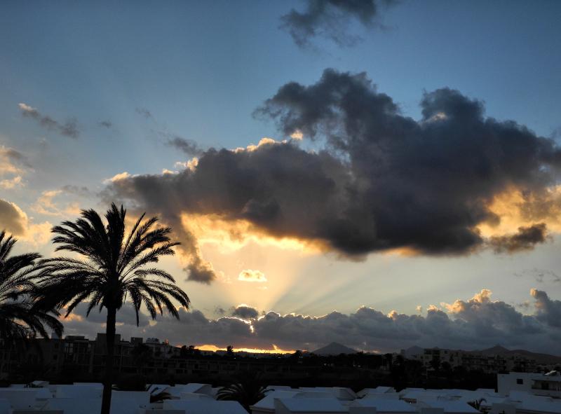 Lanzarote Teguise Sunset