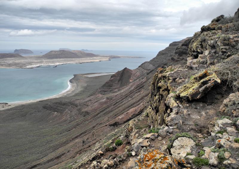 Lanzarote Risco Canaries