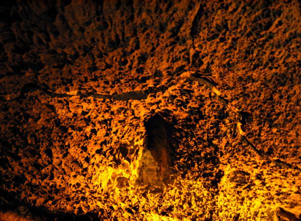 Lanzarote Cueva de los Verdes Canaries