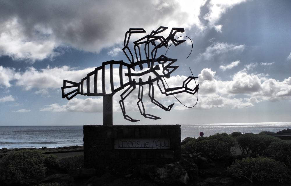 Lanzarote Haria Canaries Jameos del Agua