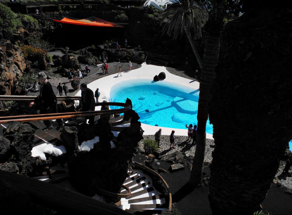 Lanzarote Haria Canaries Jameos de Agua