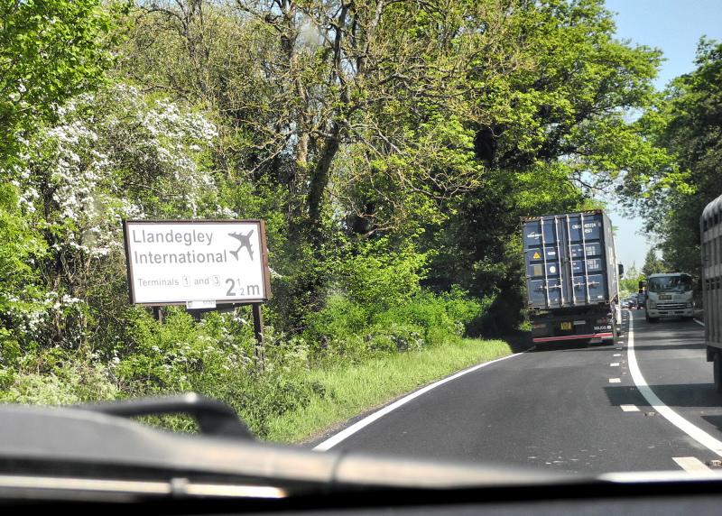 Penybont Powys UK