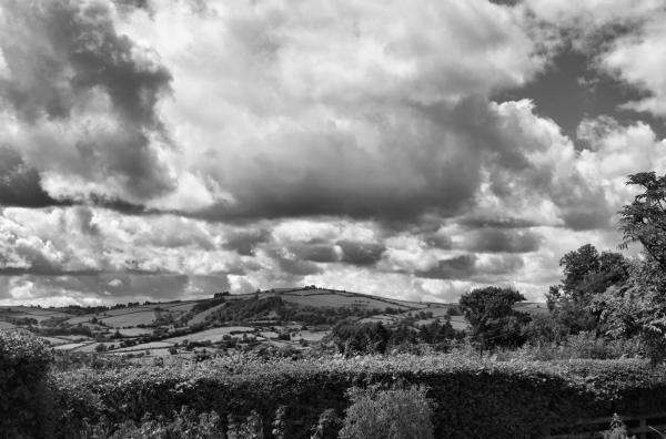 Shropshire UK Bury Ditches
