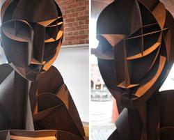Liverpool UK Sculpture