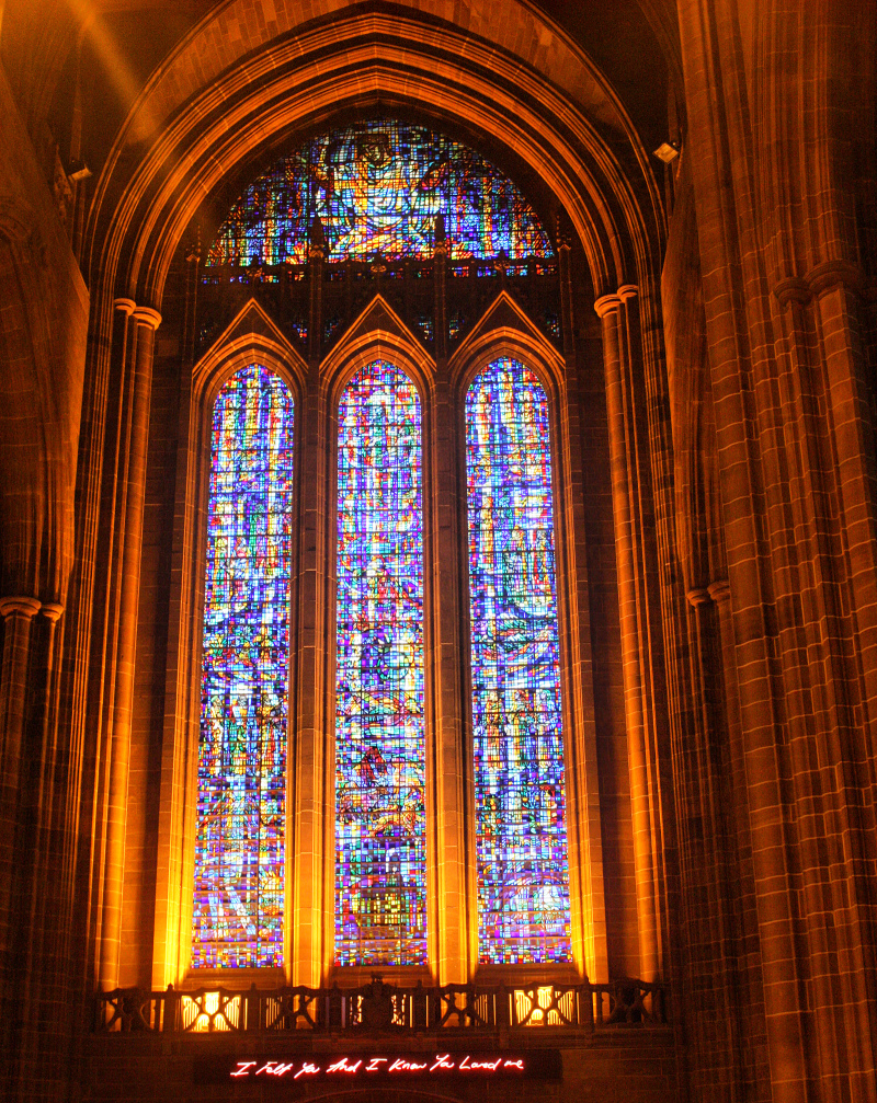 Liverpool UK Cathedral