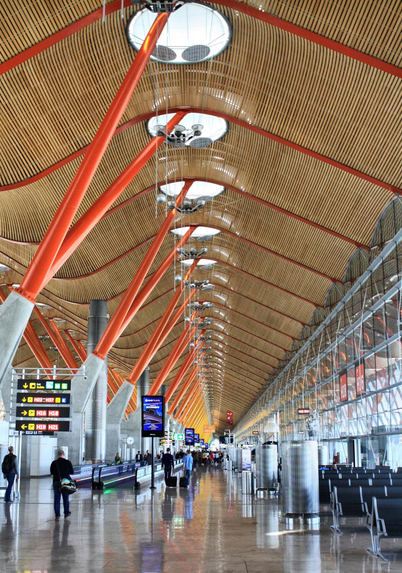 Madrid Spain Airport