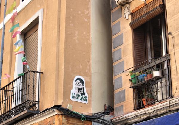 Madrid Spain La Latina