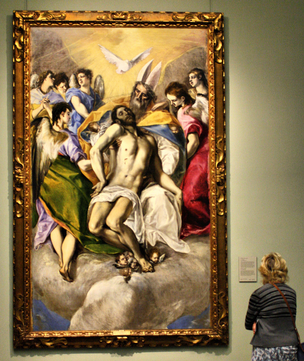 Madrid Spain Prado El Greco