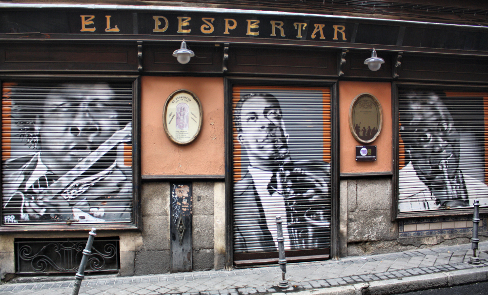 Madrid Spain Street Art