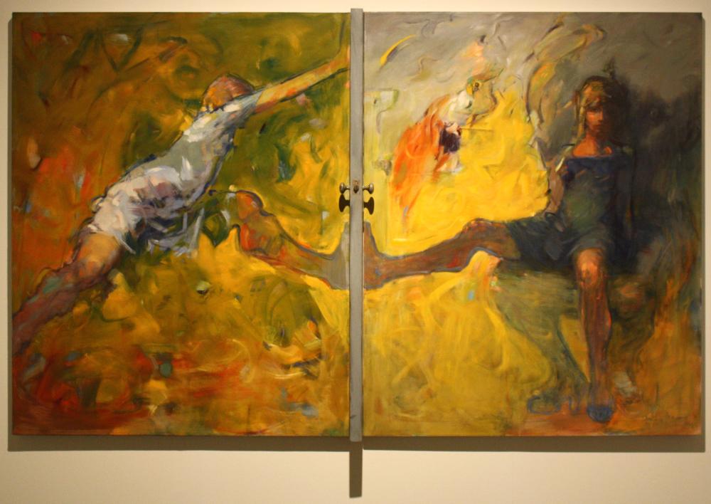 Madrid Spain Museo Nacional Centro de Arte Reina