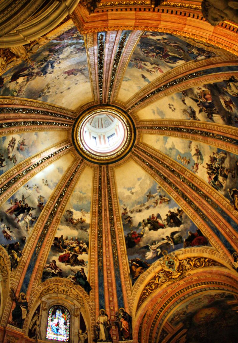 Madrid Spain Basilica