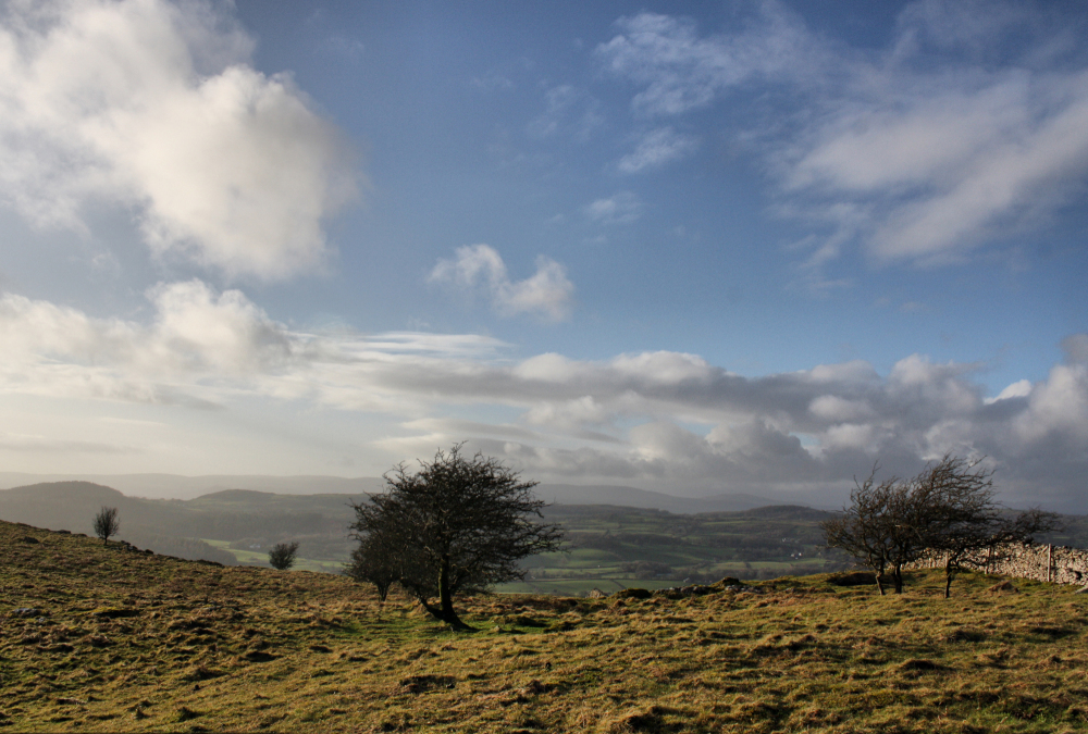 Lake District UK Cartland Fell