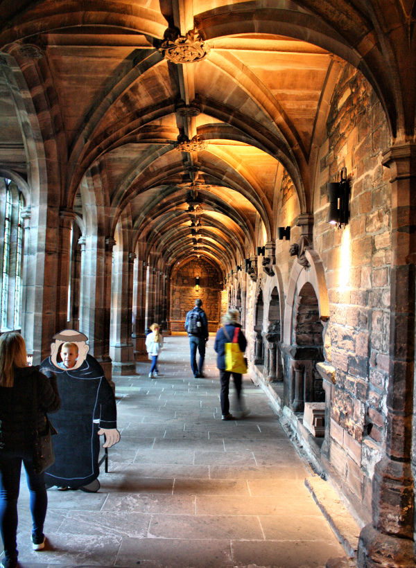 Chester UK Cathedral