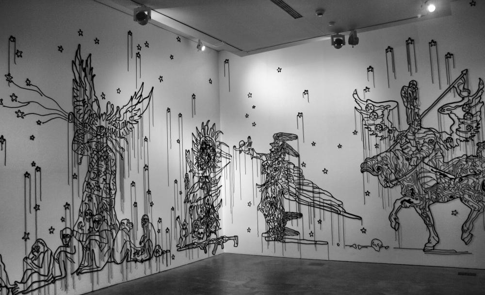 Birmingham UK Ikon Gallery
