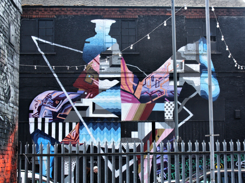 Birmingham UK Digbeth