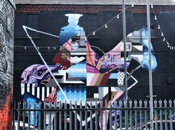Birmingham UK Digbeth