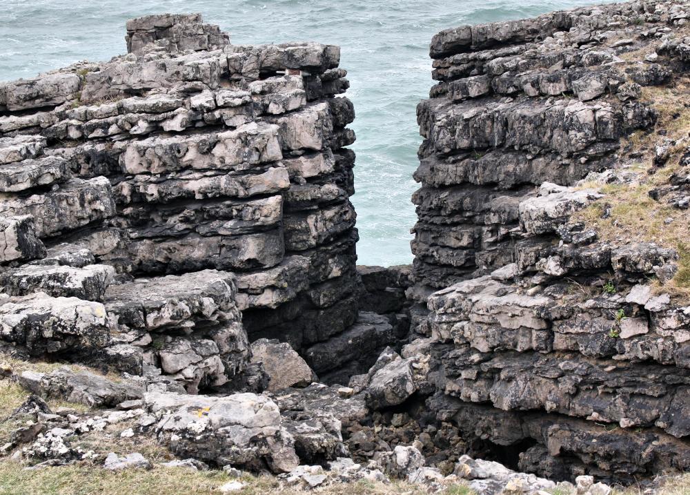 Pembrokeshire Wales UK Castlemartin