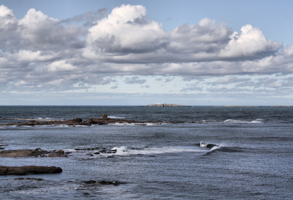 Northumberland UK Seahouses
