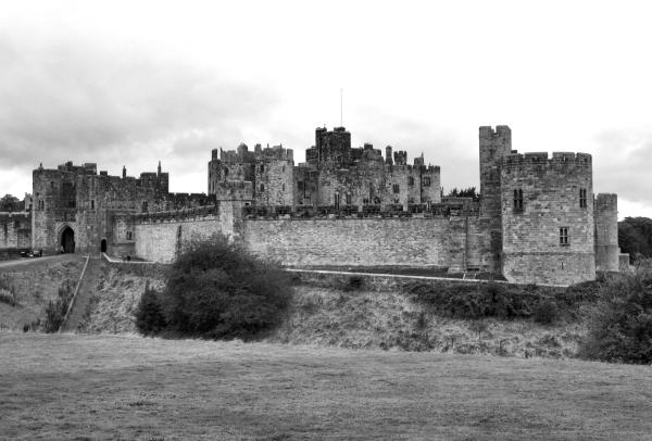 Northumberland UK Alnwick