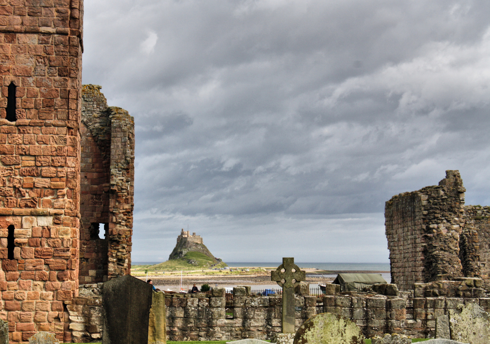 Northumberland UK Lindisfarne