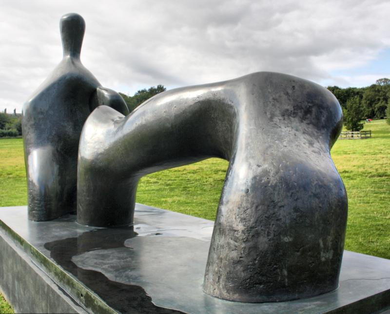 Sheffield Yorkshire Sculpture Park UK
