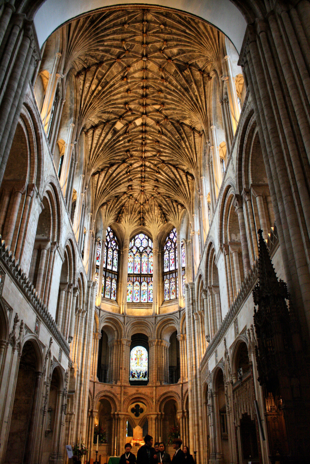 Norfolk Norwich Cathedral UK