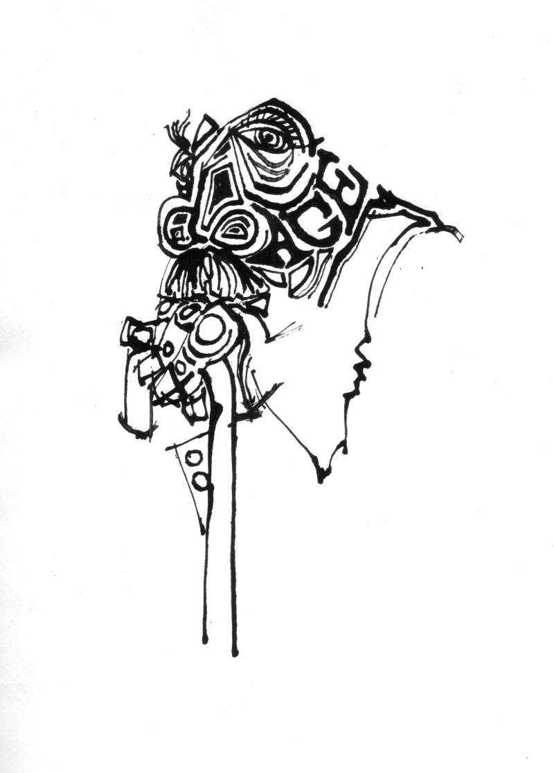 Age Ink Sketch UK