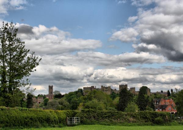 Ludlow Shropshire UK