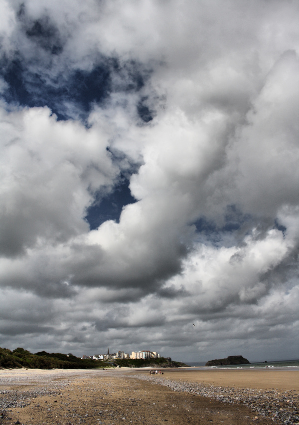 Penally Pembrokeshire Wales Cumulus