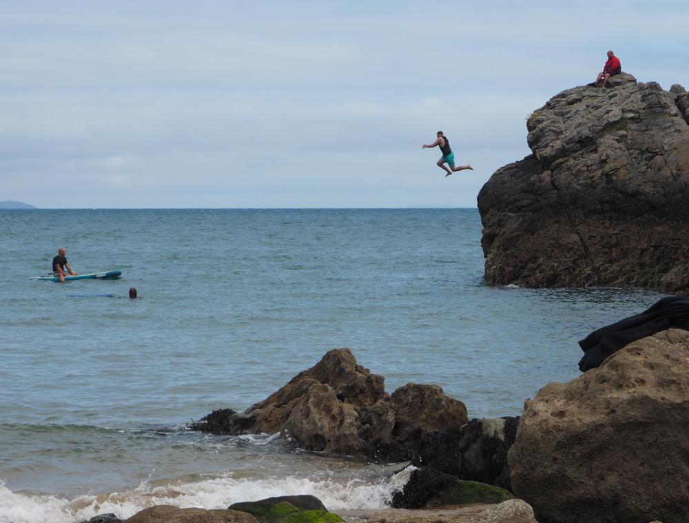 Broadhaven Pembrokeshire Wales