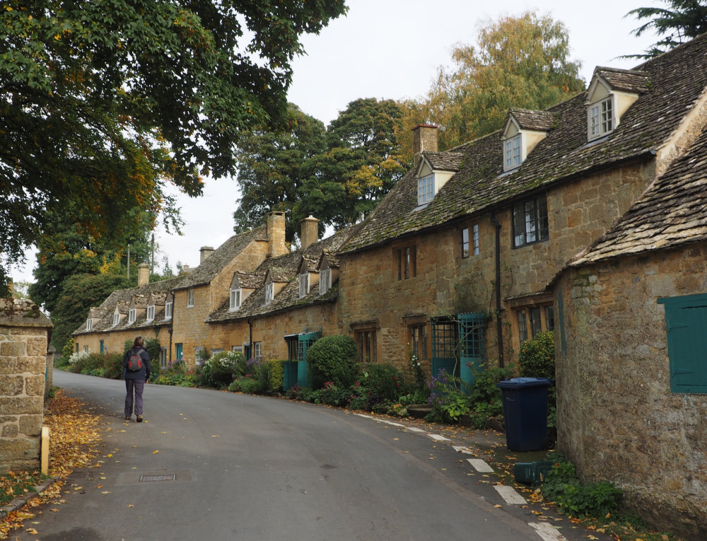 Cotswolds Snowshill UK