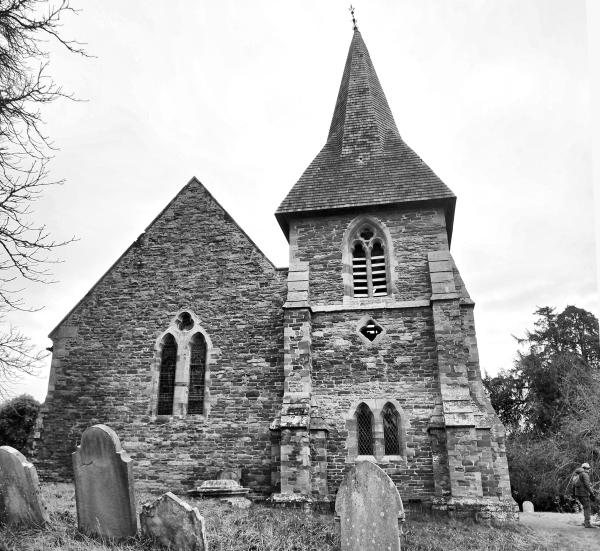 Kyre Worcestershire UK