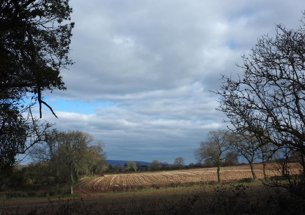 Hundred Herefordshire UK