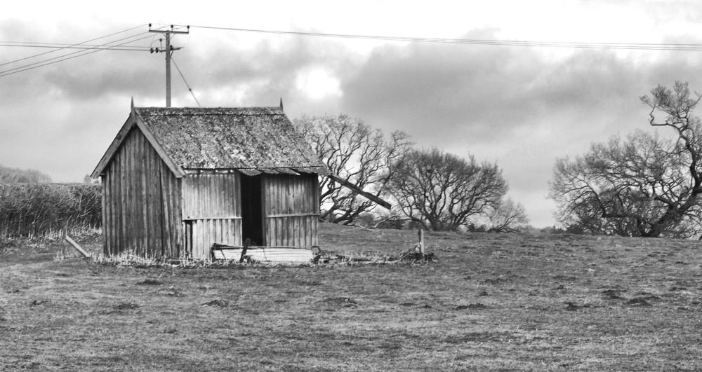 Ludlow Shropshire UK Shed