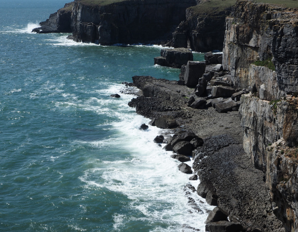 St Govan's Head Pembrokeshire Wales